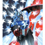El nuevo Capitan America