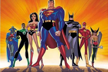 La Liga de la Justicia al cine