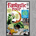Los 4 Fantasticos, el comienzo