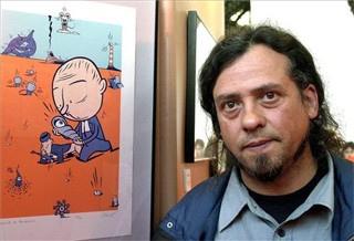 Max, Premio Nacional del Comic