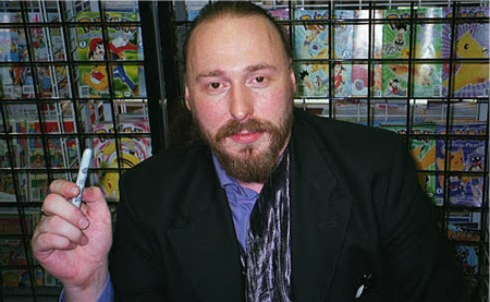 Creadores, Warren Ellis