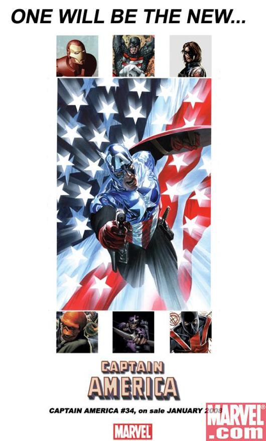 Capitán América 34