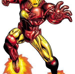 El comienzo de Iron Man, el Hombre de Hierro