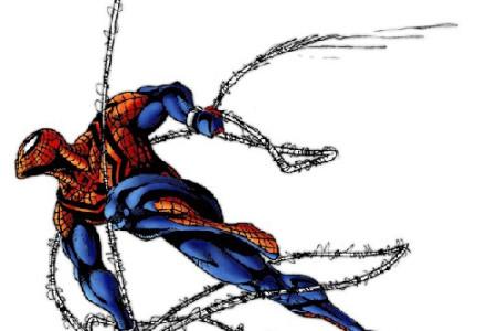 El comienzo de Spiderman, el Hombre Araña