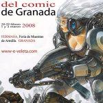 XIII Salón Internacional del Cómic de Granada