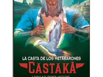Castaka, el origen de los Metabarones