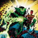 Sterling Gates escribe para los Alpha Lanterns