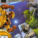 Iron Man, Legacy of Doom #1
