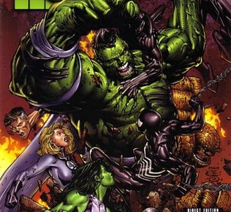 World War Hulk #2 a la venta