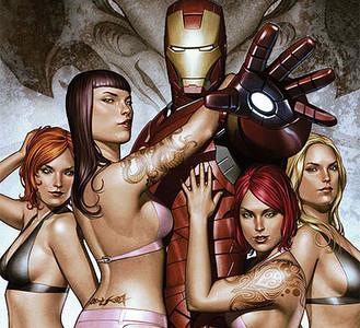 Iron Man, viva Las Vegas #1