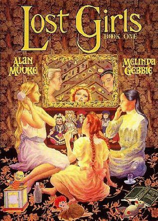 Lost Girls, el cómic del escándalo