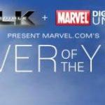 Mejor portada de comic del año en Marvel