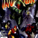Portadas de Secret Invasion #2
