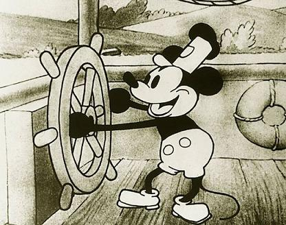Mickey Mouse BLANCO Y NEGRO wallpaper - Imagui