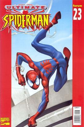 Ultimate Spiderman 23
