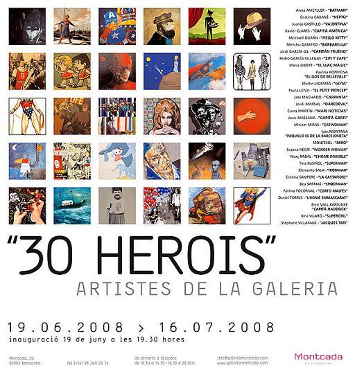 30 heroes