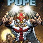 Battle Pope, curiosidad del comic