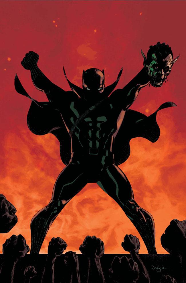 Secret Invasion, Pantera Negra