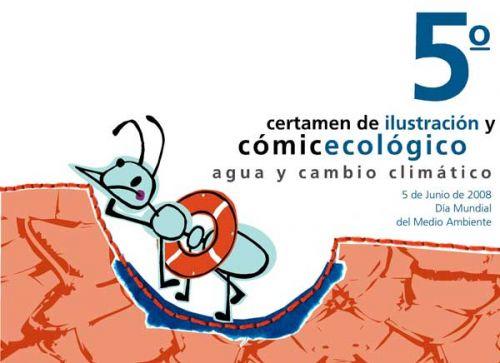 V Certamen Comic Ecologico