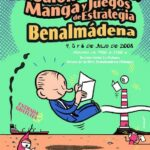 III Salon del Comic, Manga y Juegos de Estrategia de Benalmadena