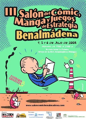 III Salon Comic Benalmadena