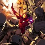 Portadas de Invencible Iron Man #1