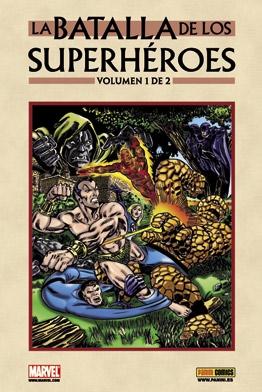 La Batalla de los Superheroes 1, a la venta
