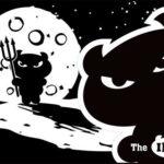Las paginas negras del mal, en comic
