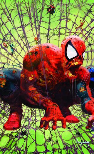 Mejor portada comic Marvel 2006