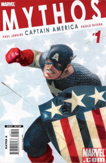 Mythos, Captain America #1