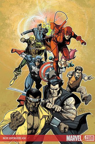 Nuevos Vengadores #30