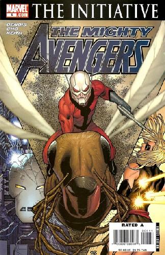 Los Poderosos Vengadores #5