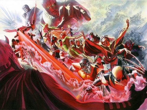 Uncanny X-Men Alex Ross