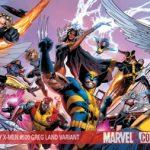 Uncanny X-Men #500 y sus portadas