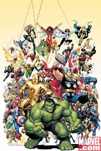 Superheroes en el cine
