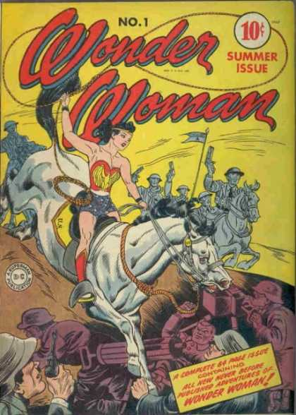 Wonder Woman nº 1