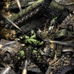 World War Hulk #3 a la venta