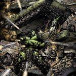 World War Hulk #3 a la venta