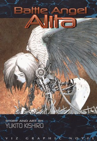 Gunnm Alita Angel de Combate -esp mp4 ligero 60 megas 156931003301lzzzzzzz