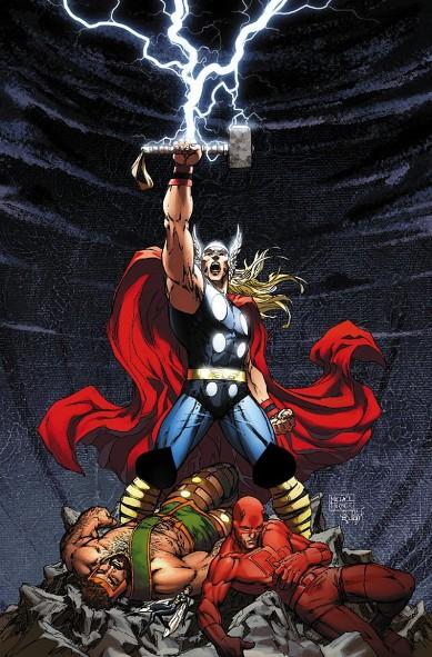 Thor en comic
