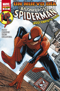 Asombroso Spiderman 21