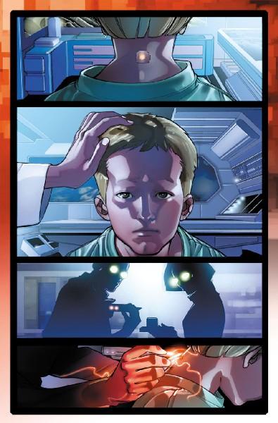 El juego de Ender Interior