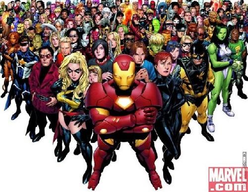 La Iniciativa, de Marvel