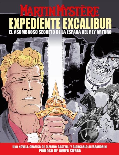Martin Mystere, expediente Excalibur