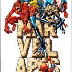 Marvel Apes, monos en portada