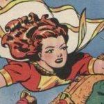 Mary Marvel, personaje de Cuenta Atras