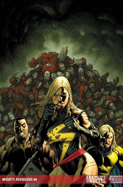 Poderosos Vengadores #6