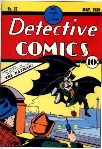 Portada Batman 1