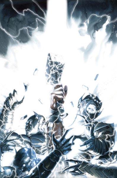 Secret Invasion Thor #1