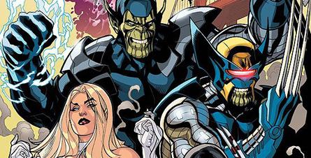 Secret Invasion, X-Men #1